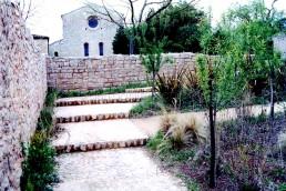 Astragale Abbaye du Thoronet - Restauration