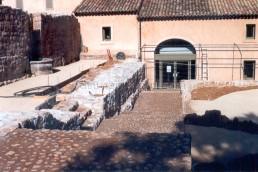 Astragale Abbaye du Thoronet - Taille et pose de pierre, maçonnerie