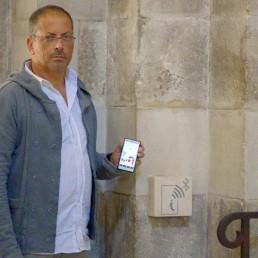 Astragale Connect : Stéphan Infantino connecte la Cathédrale d'Aix
