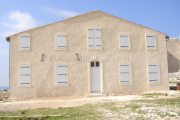 Astragale Bâtiment Vauban (Château d'If) - Fin de chantier