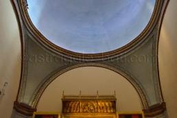 Astragale Chapelle Saint-Lazare - Détail