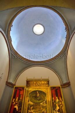 Astragale Chapelle Saint-Lazare - Restauration