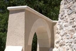 Astragale Travail de la pierre