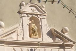 Astragale Eglise des Caillols (Marseille) - Après
