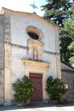 Astragale Eglise de Saint Menet Saint Benoît (Marseille) - Avant