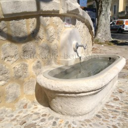 Astragale Fontaine Roc Assis (Pertuis)