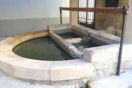 Astragale Lavoir Saint Jacques (Pertuis) - Restauration et taille de pierre