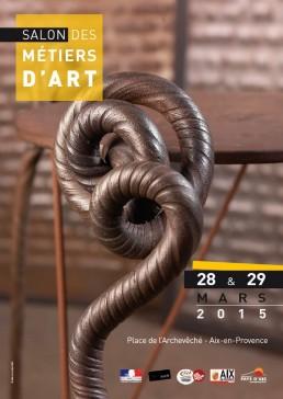 Astragale au Salon des Métiers d'Art 2015