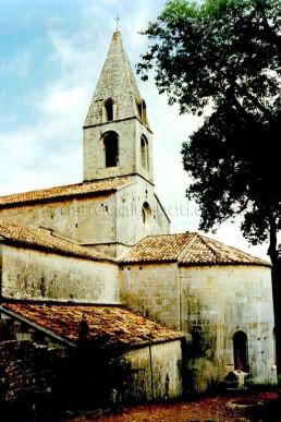 Astragale Abbaye du Thoronet - Clocher