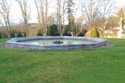 Astragale Création d'un bassin en marbre - Taille et pose de marbre