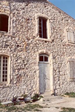 Astragale Bâtiment Vauban (Château d'If) - Aperçu du bâtiment avant travaux