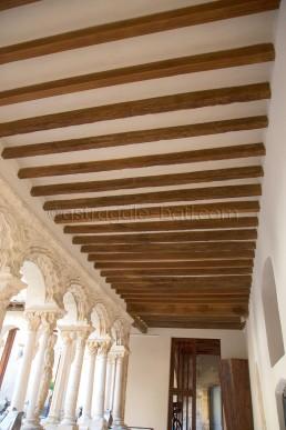 Astragale Cathédrale d'Aix en Provence - Plafond