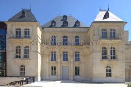 Astragale Château de Buzine (Marcel Pagnol) - Restauration façade nord