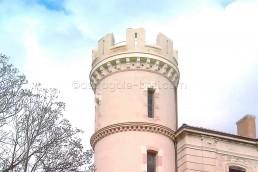 Astragale Château de Lenfant (Aix en Provence) - Restauration et taille de pierre