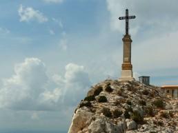 Croix de Provence (Massif de la Sainte Victoire)