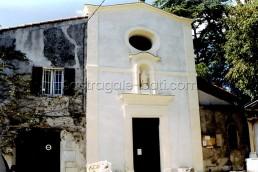 Astragale Eglise de Saint Menet Saint Benoît (Marseille) - Après