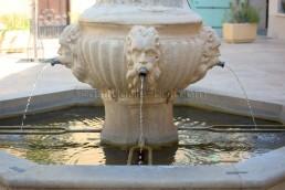 Astragale Fontaine de l'ange (Pertuis) - Restauration