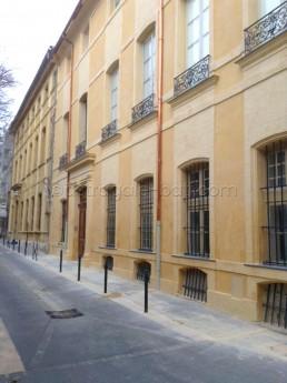 Astragale Hôtel de Simiane (Aix en Provence) - Après