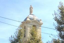 Astragale Notre Dame d'Eoures (Marseille) - Restauration et taille de pierre